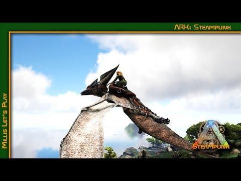 Pteranodon Zähmen