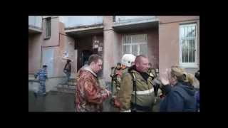 Мощный пожар в Тюмени (4). Подробности на tumix.ru
