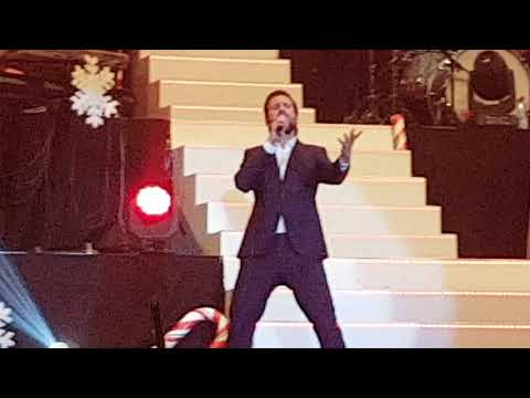 Tom Beck - Last  Christmas  - Münster  (17/12/2017)