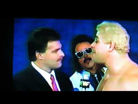 DINO BRAVO AND JIMMY HART INTERVIEW FOR THE MONTREAL FORUM EVENT