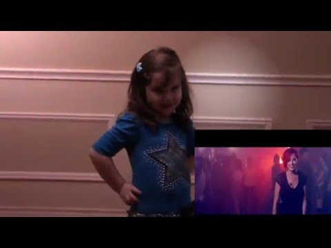 """""""Shut up and dance with me"""" by Toddlers"""