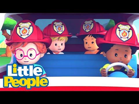 Fisher Price Little People 148 | Rumor Ruckus | 1 Hour Fun Compilation | Kids Cartoon