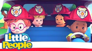 Fisher Price Little People 148 | Rumor Ruckus | 1 Hour Fun Compilation | Kids Cartoon