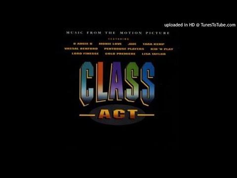 B Angie B - A Class Act I(1992)
