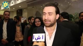 بالفيديو: الفنان نضال الشافعي ل أ ش أ  أعز الأدوار إلى قلبي