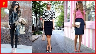 How to Wear Office Outfits for Spring and Summer