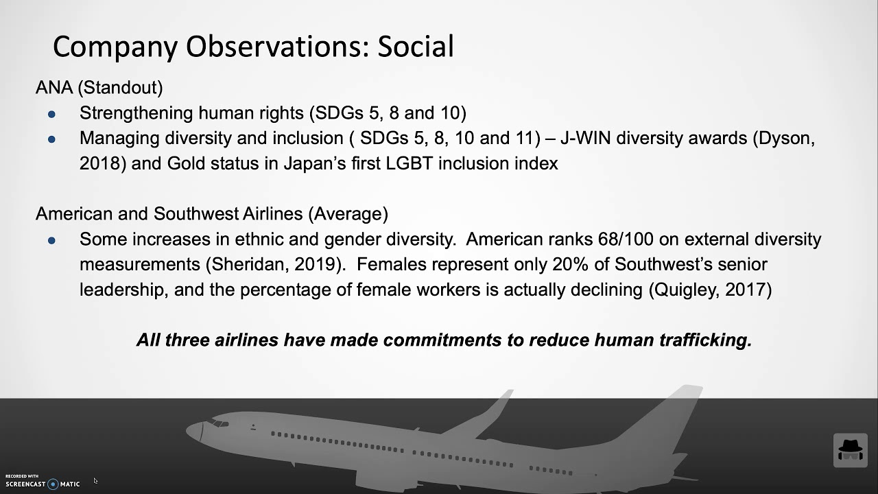 Airline Industry Overview and Recommendations
