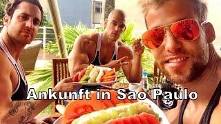 EPIC Südamerika Vlog #5 - Ankunft in Sao Paulo - ProBroLifestyle