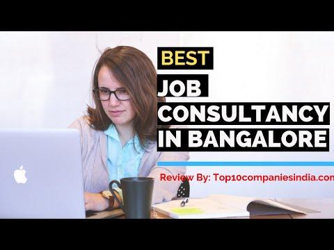 Top 10 Job Consultancy In Bangalore | Best Job Consultants Of 2020