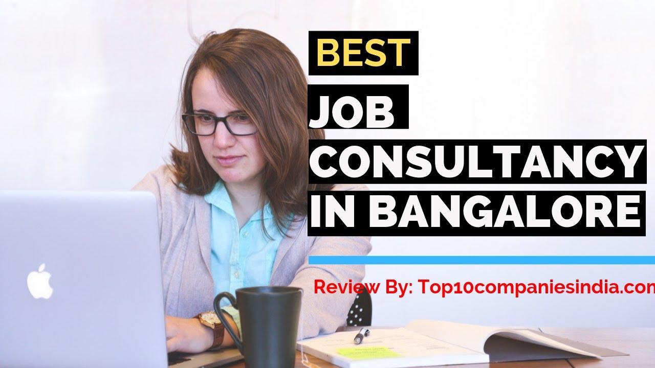 Top 10 Job Consultancy In Bangalore