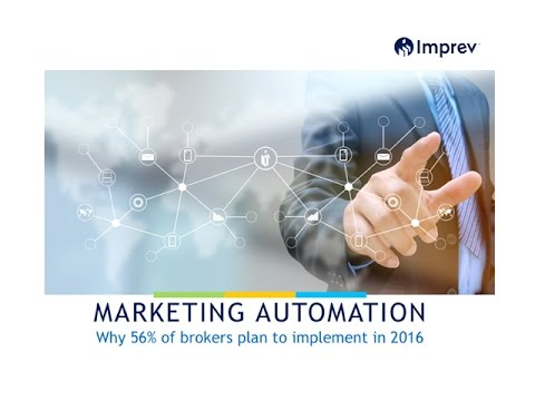 Imprev Marketing Automation for Real Estate Webinar - Overview