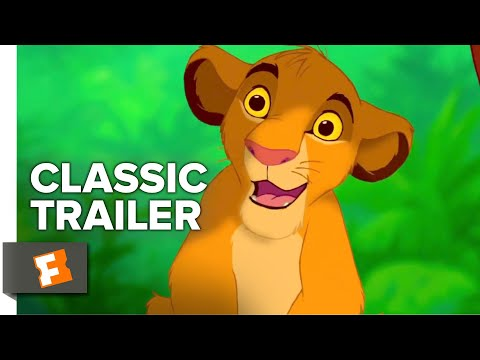 The Lion King (1994) Trailer #1 | Movieclips Classic Trailers