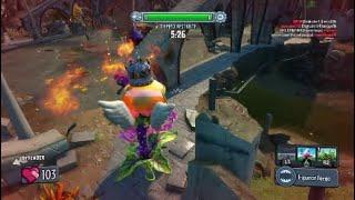 Amazing 87 kills FIRE CHOMPER