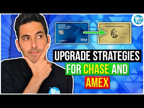 Chase And Amex Product Change Guide + Strategies