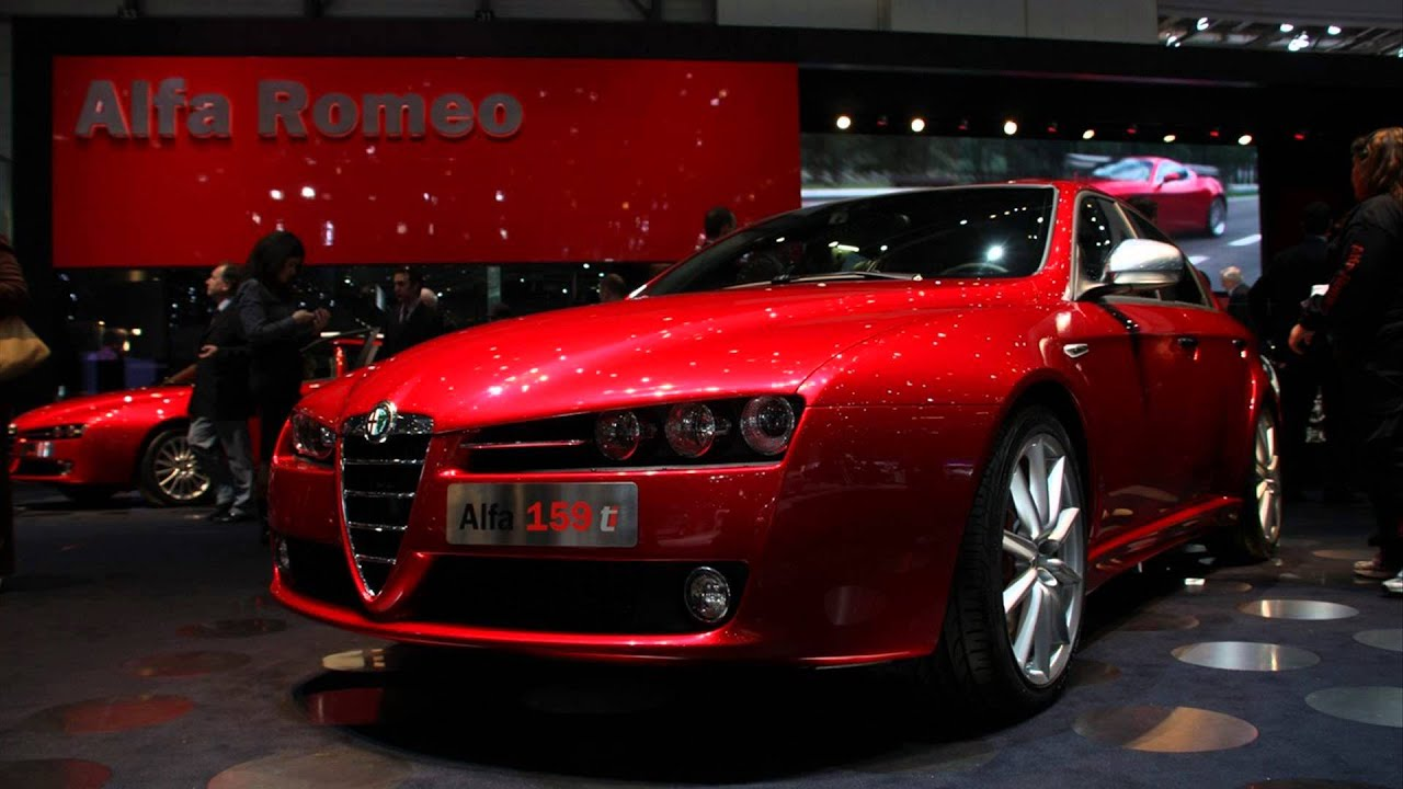 2015 model alfa romeo 159 youtube. Black Bedroom Furniture Sets. Home Design Ideas