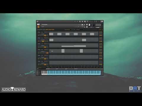 Scoring Box // Kontakt Instrument // Quick Overview