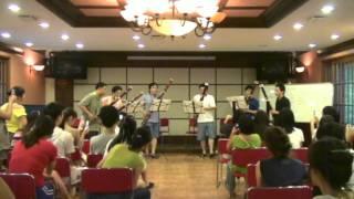 2004 choi,s bassoon summer camp in seoul korea (middle & high schoo...