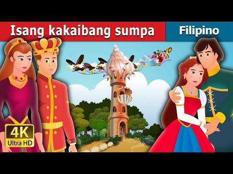Isang Kakaibang Sumpa | Kwentong Pambata | Filipino Fairy Tales