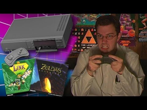 CD-I (Part 3) Faces Of Evil / Zelda's Adventure - Angry Video Game Nerd - Episode 61