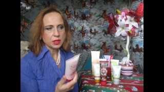 Обзор и сравнение моих кремов для рук Oriflame