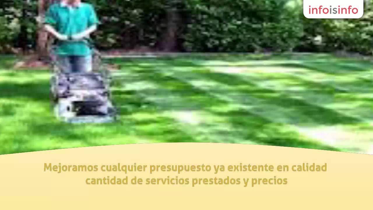 Empresas de jardiner a en huelva jardineria socorristas for Jardineria huelva