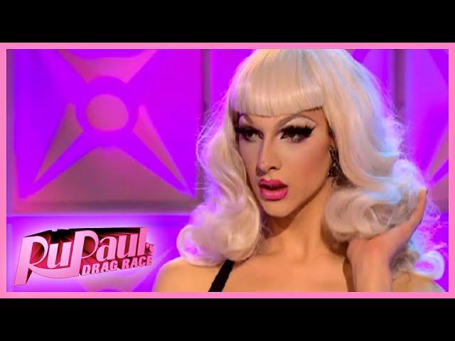 Violet Chachki Inspired Makeup Tutorial ☆ RuPaul's Drag Race