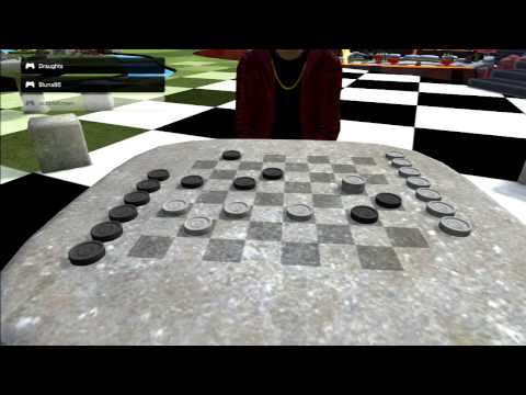 PS Home - Draughts strategy