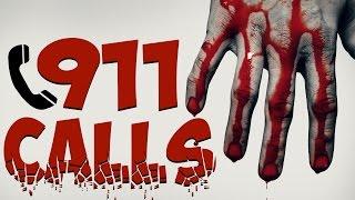TERRIFYING 911 CALLS BASED ON TRUE STORIES  | PART 3