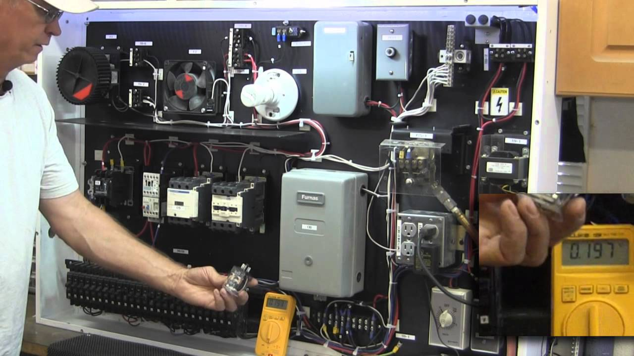 Electrical Wiring Control wiring - YouTube