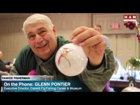 Yankee Fisherman: Glenn Pontier; Beardsley Zoo Trout Release 10.27.16