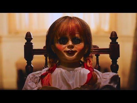 """""""Проклятие Аннабель: Зарождение зла"""" (2017) - трейлер №2/ ужасы"""