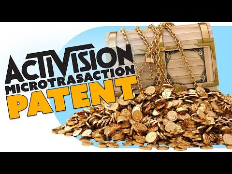 Activision's Manipulative Microtransaction Patent