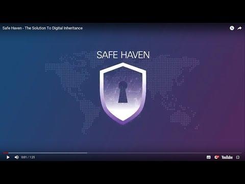 Safe Haven - The Solution To Digital Inheritance