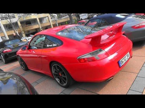 Porsche 911 GT3 (996) - Porsche Club Pforzheim South-West-Cooperation Season Opening 2017