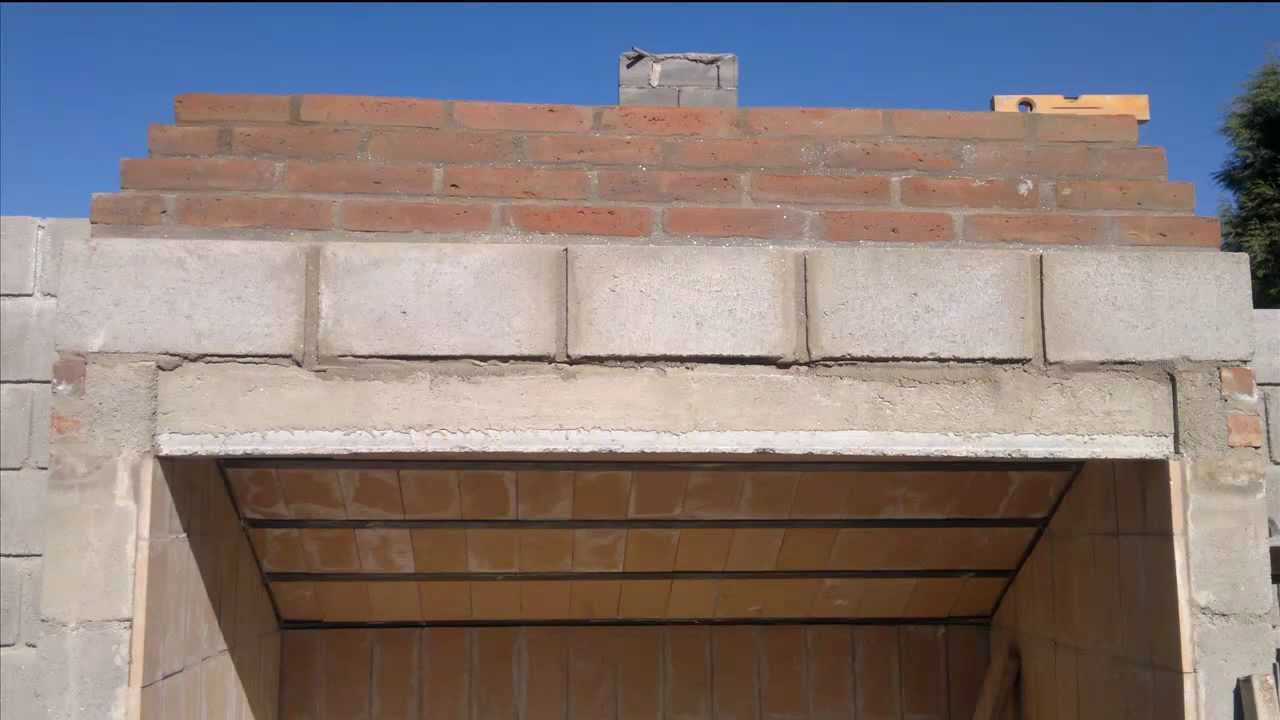 Como hacer un asador i youtube for Construccion de chimeneas de ladrillo