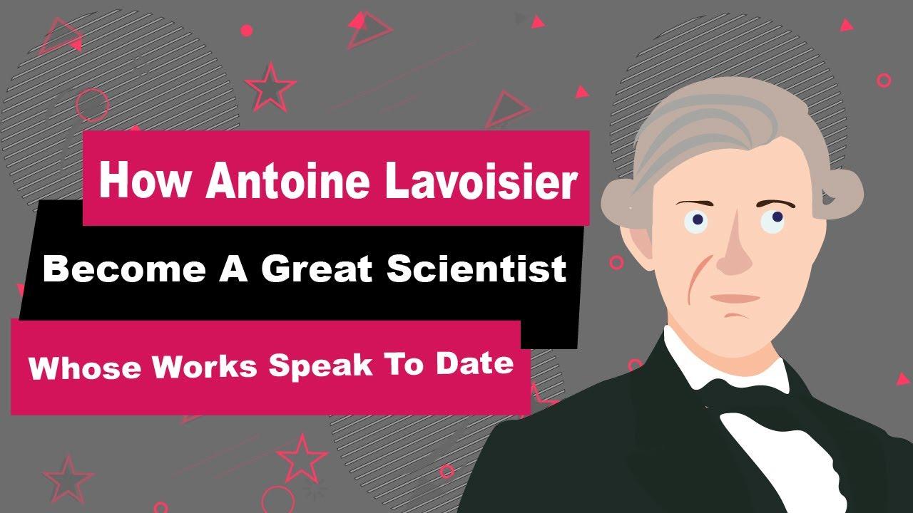 Download Antoine Lovoisier Biography | Animated Video | Great Scientist
