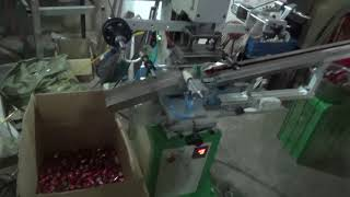 Automatic Hot Foil  Stamping Machine For Aluminum Cap
