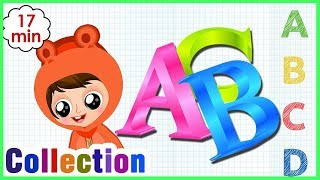 Learn A B C, Learn Colors And More Collection Videos From Poo Poo Kids.