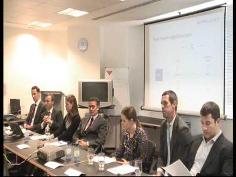 Appleby Offshore Jurisdictions Comparison Seminar held at Hogan Lovells, May 2012