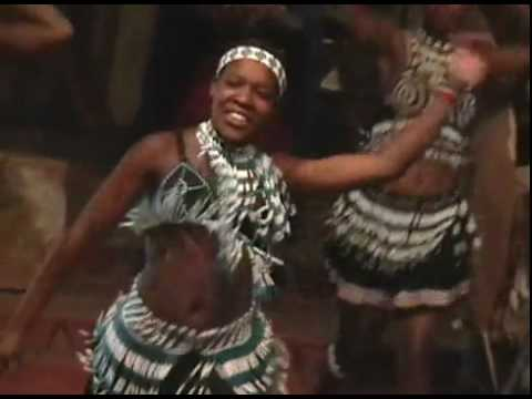Africa, tribal dances