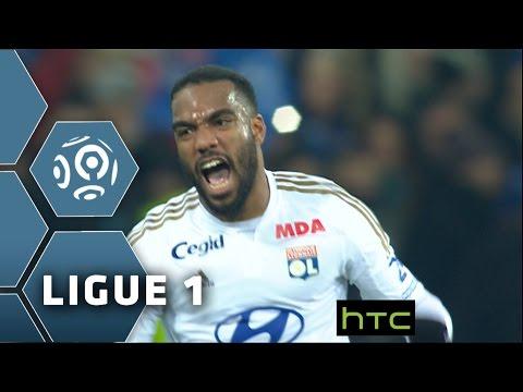 Olympique Lyonnais - Paris Saint-Germain (2-1)  - Résumé - (OL - PARIS) / 2015-16