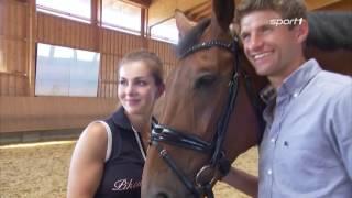 Thomas und Lisa Müller setzt aufs richtige Pferd