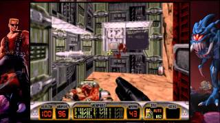 Duke Nukem 3D Episode 1 All Missions Gameplay Walkthrough (Xbox 360)