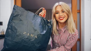 XXL Try On ZARA Shopping Haul 2018 - SALE | Deutsch | by Nhitastic