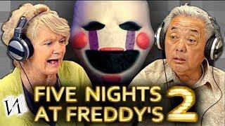 - Реакция стариков на игру Five Nights at Freddy s 2 Иностранцы пенсионеры в ФНАФ 2 ИндивИдуалист