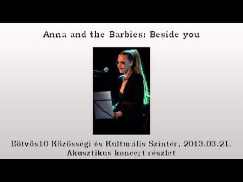 Anna and the Barbies: Beside you akusztikus előadás 0321
