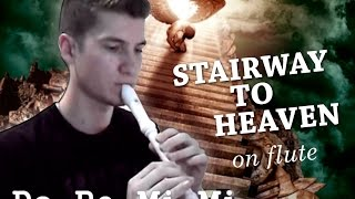 Stairway to Heaven na Flauta Doce (com Cifras)