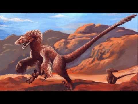 Ancient Reptile Tribute Six: Velociraptor Mongoliensis / Dromaeosaurid - Dinosaur
