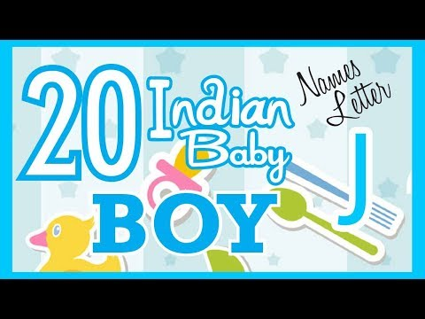 20 Indian Baby Boy Name Start with J, Hindu Baby Boy Names, Indian Name for Boys, Hindu Boy Names