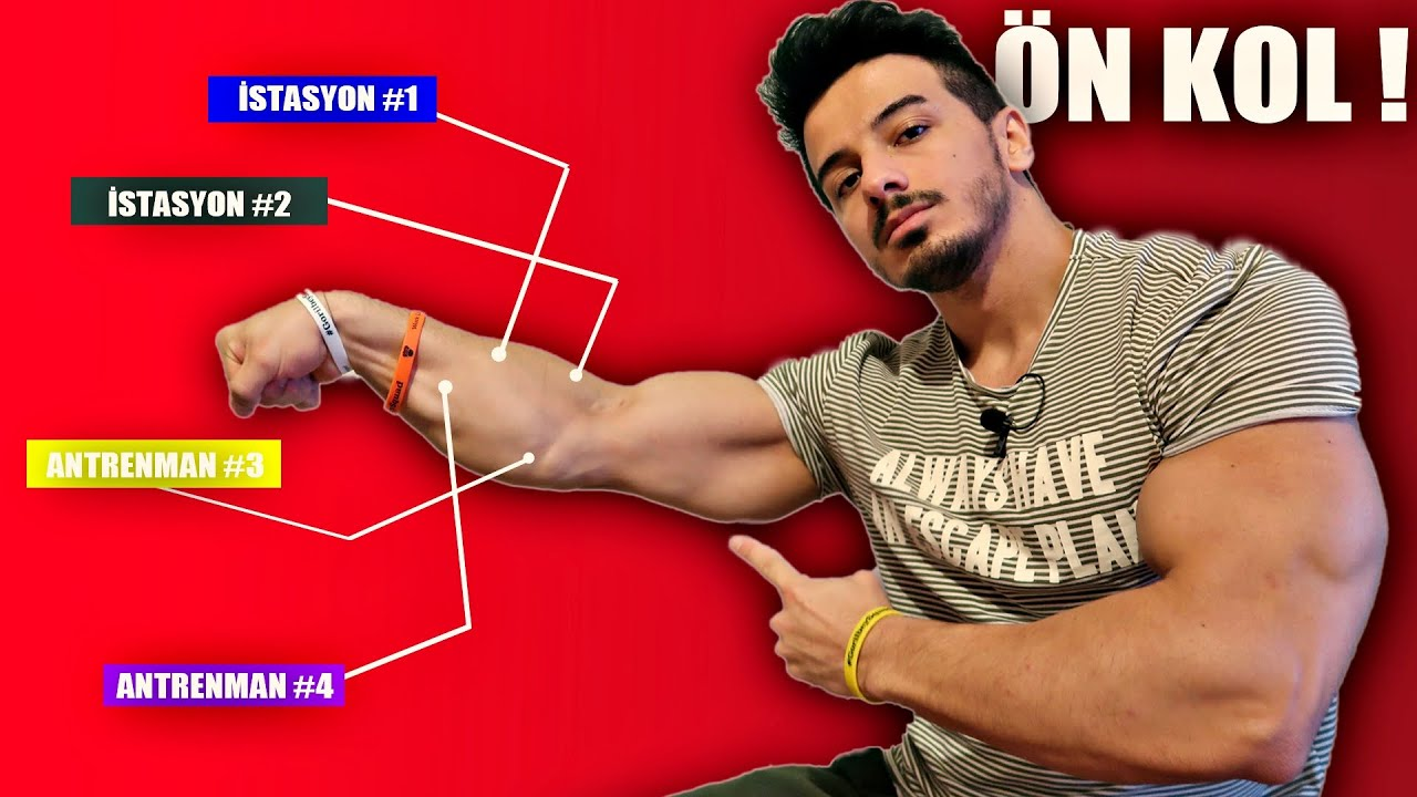 Ağırsağlam İle Evde En Etkili Kol Kası Antrenmanı (Biceps ve Triceps)